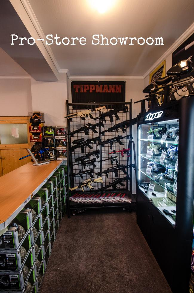 Pro Store Showroom