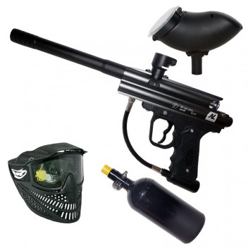New Legion Riot HP Paintball Set